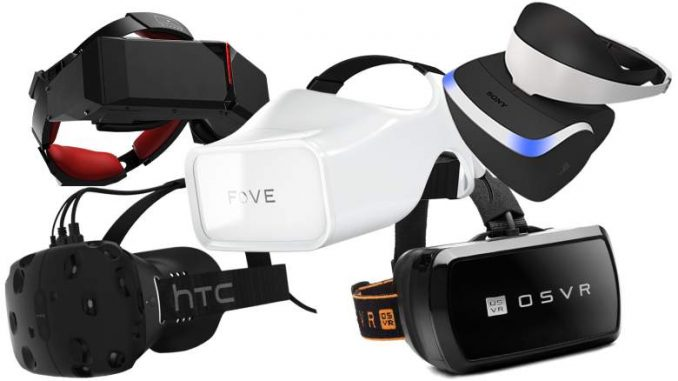 The Best Virtual Reality Headsets For Computers