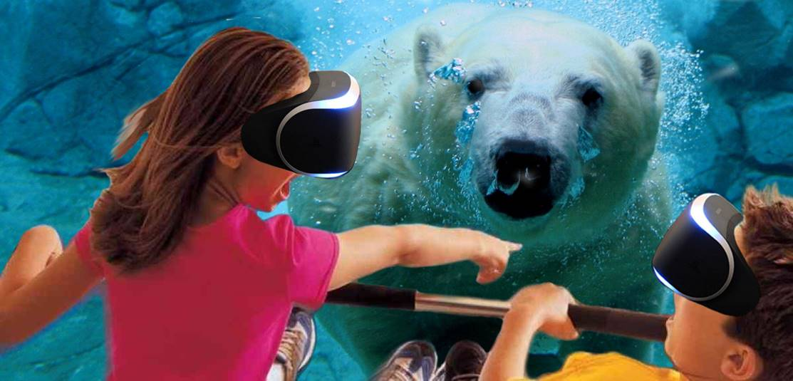 Virtual Reality Applications For Kids
