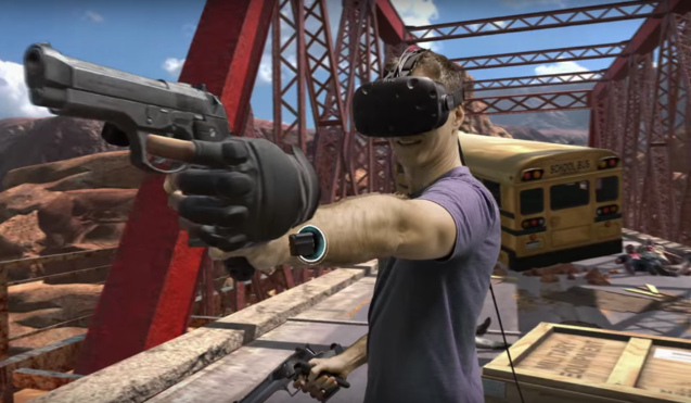 best VR gaming experience Archives