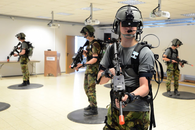 Virtual Reality in dangerous situations