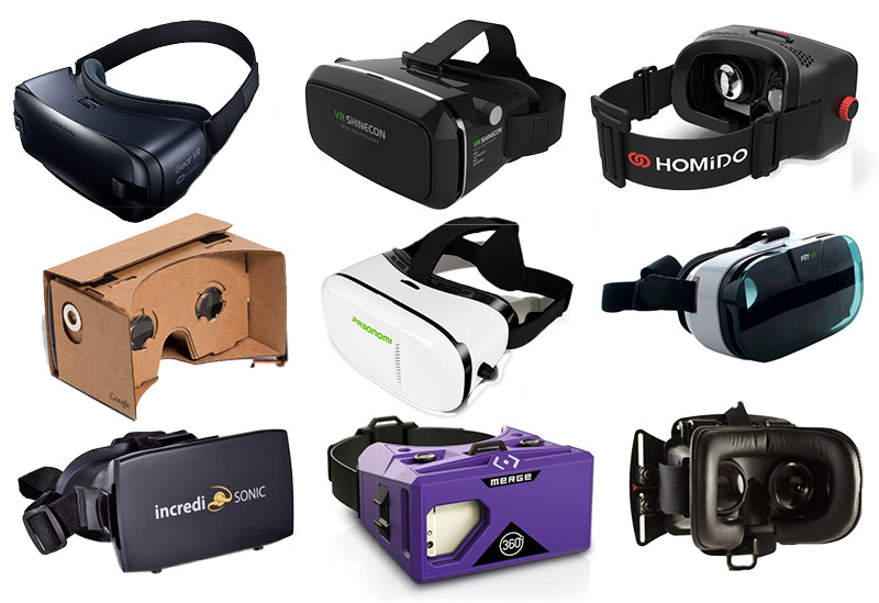 Mobile VR headsets how to start with virtual reality