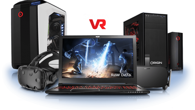 The Best Virtual Reality Desktop Computers