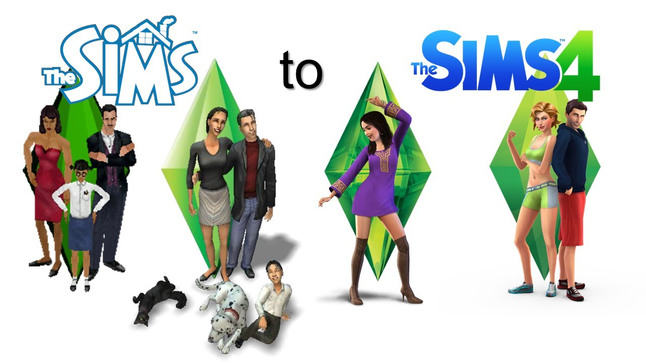 The Sims evolution over the years and possibility of The Sims in VR