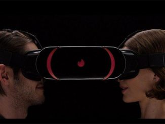 Virtual reality dating