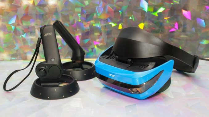 Acer AH101 - Affordable PC VR Headsets