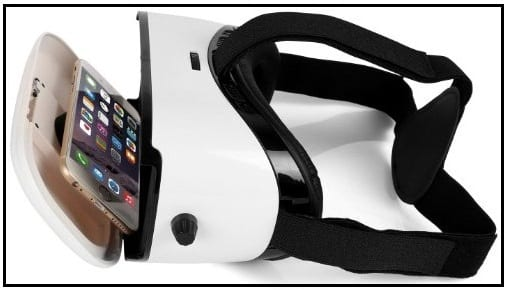 Affordable iPhone VR Headset