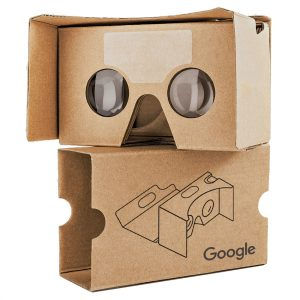 Google Cardboard - Affordable Mobile VR Headset
