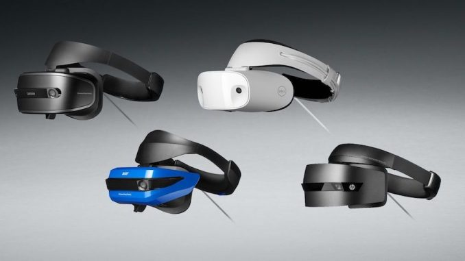 The Best Mixed Reality Headsets