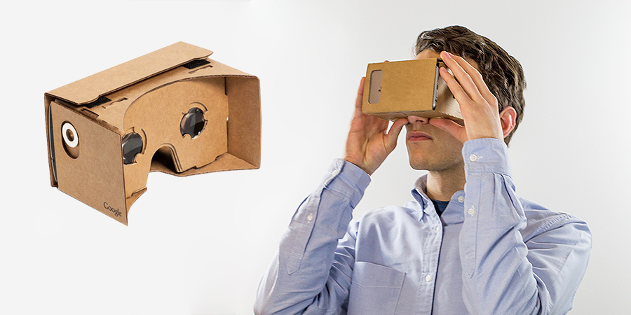 VR On The Cheap Google Cardboard