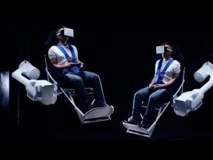New Virtual Reality Chair Ideas