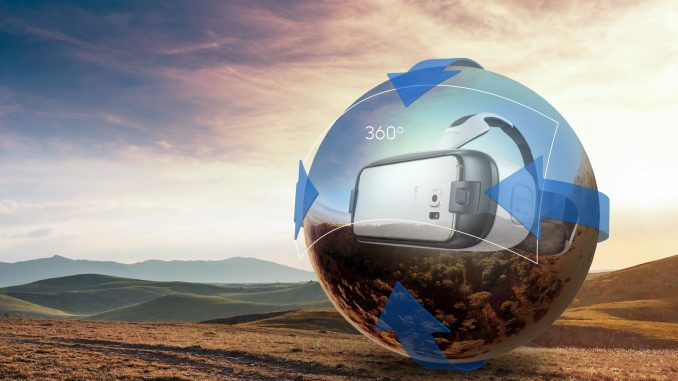 360 Degree Virtual Reality